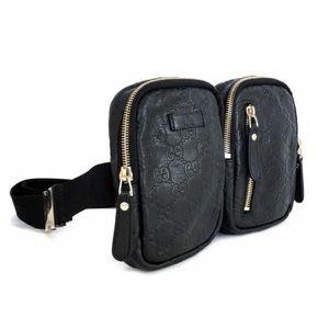 5b7f3633cebd Gucci Bags | Leather Waist Bag Rare | Poshmark